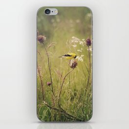 Life in the Meadow iPhone Skin
