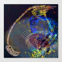 JBIRD Canvas Print