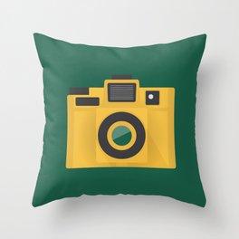 Camera Series: Holga Throw Pillow