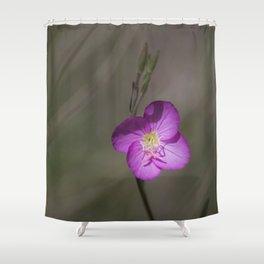 Tiny Wildflower by Murray Bolesta Shower Curtain