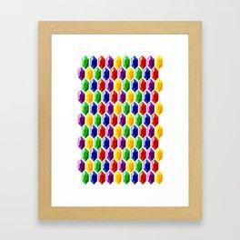 Hyrule Rupees x6072 Framed Art Print