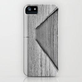 Dis a piering iPhone Case