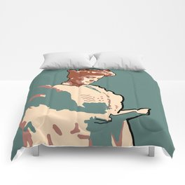 Edith Wharton Comforters