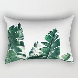 Jungle palms II Rectangular Pillow