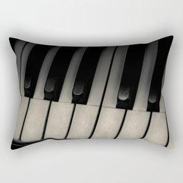The Ivories Rectangular Pillow