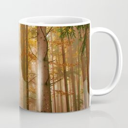 Trees in the Forest - Autumn Coffee Mug