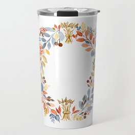 Amber Waves Travel Mug