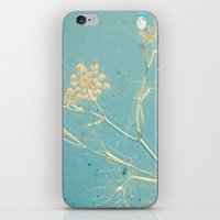 dance iPhone & iPod Skins featuring Dance by Cassia Beck