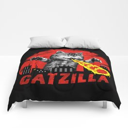 Catzilla Comforters