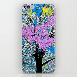 TREE SO PRETTY iPhone Skin