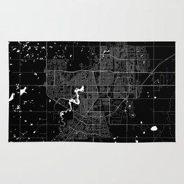 Regina - Minimalist City Map Rug