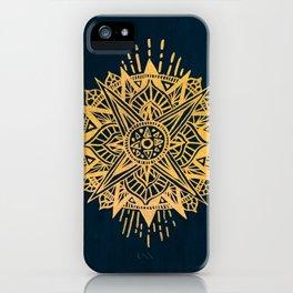 Bright lotus iPhone Case