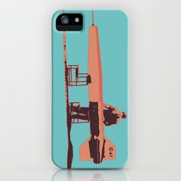 Bomb Inspector iPhone Case