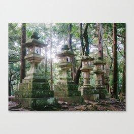 Nara Park Fine Art Print  • Travel Photography • Wall Art Canvas Print