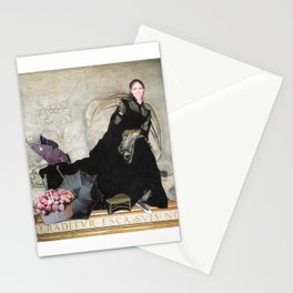 C'est Moi Stationery Cards