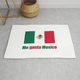 Flag of mexico 5- mexico,mexico city,mexicano,mexicana,latine,peso,spain,Guadalajara,Monterrey Rug