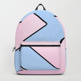 Saint andrew's cross 3 Backpack