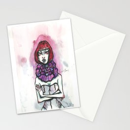 I can be colorful Stationery Cards