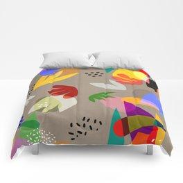 MATISSE CUTOUTS Comforters