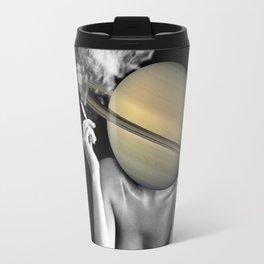 Saturn girl Travel Mug