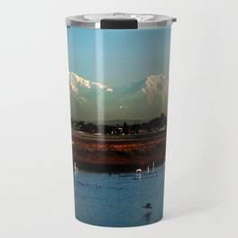 Bolsa Chica Wetlands Huntington Beach, California Travel Mug