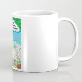 Gardening, Yoga, Medication and I Still Want to Smack Somebody Coffee Mug