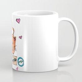 Fish Tasting Coffee Mug