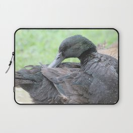 Done with Bath Time Laptop Sleeve
