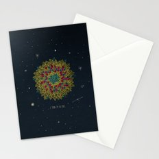 3. I think I'm in love Stationery Cards