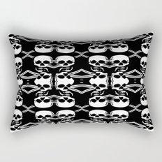Saber Skulls Rectangular Pillow