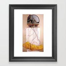 PUNCH Framed Art Print