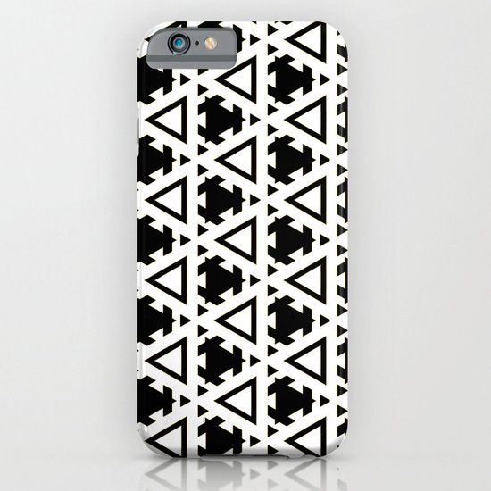 Jeremiassen Black & White iPhone & iPod Case