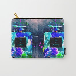 Perfume Dark Grunge Carry-All Pouch
