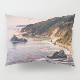 Big Sur California Pillow Sham