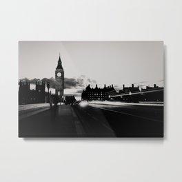 London noir ...  Metal Print