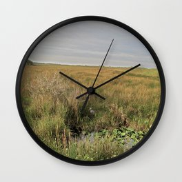 What Do You See Wall Clock