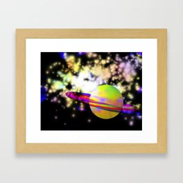 Guardian Of The Galaxy Framed Art Print