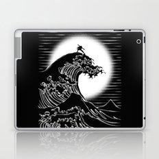 Waterbending (Black) Laptop & iPad Skin