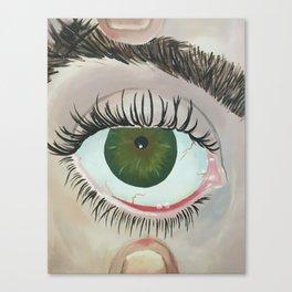 Scopophobia Canvas Print