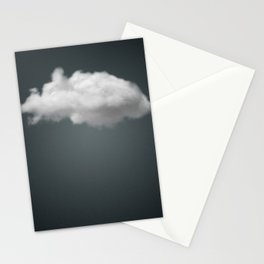 Dark Cloud is Beautiful. Modern art, Humour, Clever Stationery Cards