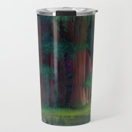 The Ancient Forest Travel Mug