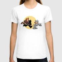 tintin T-shirts featuring Mega TinTin Man by 84Nerd