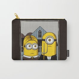 Minion Gothic Carry-All Pouch