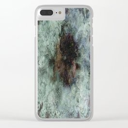 Decomposed Emotion Clear iPhone Case