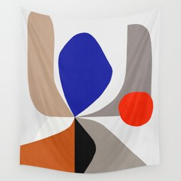 Abstract Art VIII Wall Tapestry
