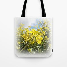 bread and cheese Tote Bag