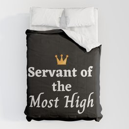 Servant of the Most High Comforters