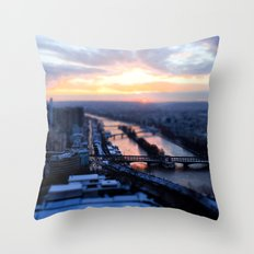 Pick a bridge Throw Pillow