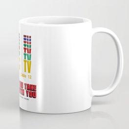 VIDEODROME - Civic TV, Toronto Coffee Mug
