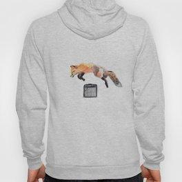 Fox Trot Blues Hoody